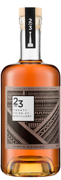 23rd Street Distillery - Hybrid Whisky 700mL