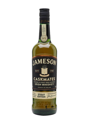 Jameson Stout Caskmates 700mlIrish WhiskyEight PM