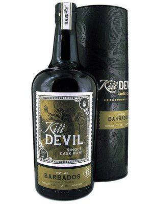 Kill Devil 'Barbados Four Square Distillery' 12 years old 700mlRumEight PM