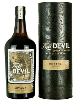Kill Devil Guyana Enmore 25yo 700ml 46%-Rum-Eight PM