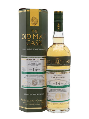 LAPHROAIG 2004 14 Year Old Old Malt Cask 700ml 50%-Scottish Single Malts Islay-Eight PM