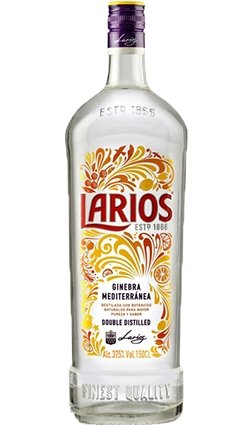 Larios London Dry Gin 1000mlGinEight PM