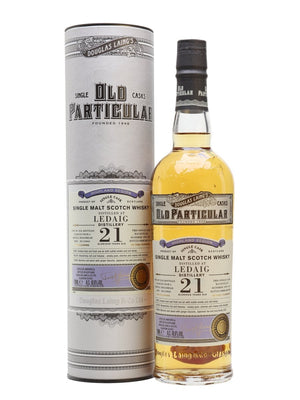 Ledaig 1997 21 Year Old Old Particular 700mlScottish Single Malts HighlandEight PM