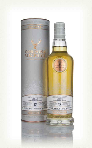 Ledaig 'Gordon & MacPhail' Discovery 12 years old 43% 700ml