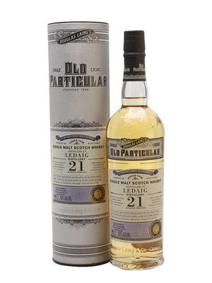 Ledaig Old Particular 1997 / 21 Year Old 700mlScottish Single Malts HighlandEight PM
