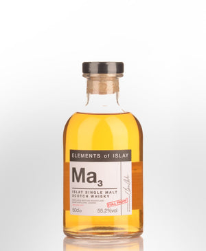 Ma3 - Elements of Islay 55.2% 500ml-Scottish Single Malts Islay-Eight PM