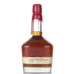 Maker's Mark Cask Strength 700ml 55.5% abv