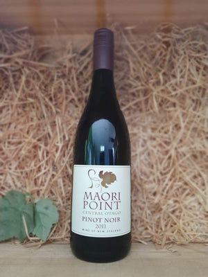 Maori Point Central Otago Pinot Noir 2011-red wine-Eight PM