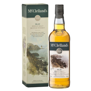 MCCLELLANDS ISLAY WHISKY 700 ML-Scottish Single Malts Islay-Eight PM