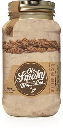 Ole Smoky Moonshine Butter Pecan 750ml