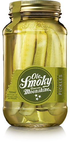 Ole Smoky Moonshine Pickles 750ml