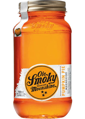 Ole Smoky Pumpkin Pie Moonshine 750ml