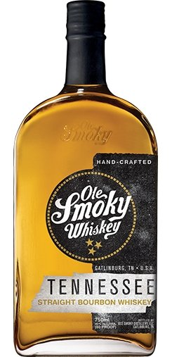 Ole Smoky Straight Bourbon Whiskey 750mlAmerican WhiskeyEight PM