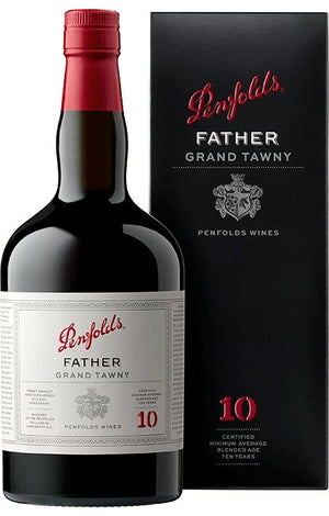 Penfolds Father Grand Tawny Port 10 Year Old 750ml