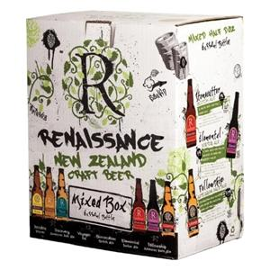 Renaissance Mixed Box 330ml x 6