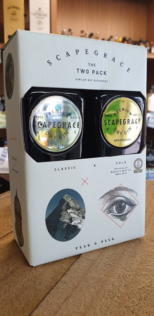 Scapegrace Twin Pack 2x 200ml-Gin-Eight PM
