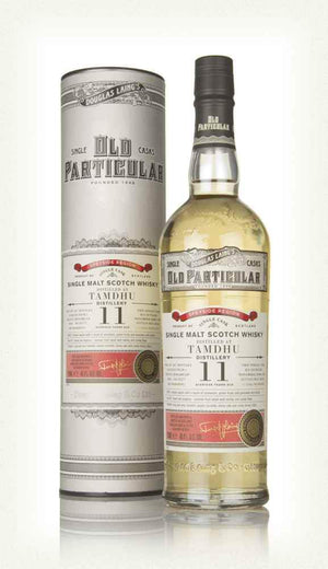 Tamdhu 11 Year Old 2006 (cask 12577) - Old Particular (Douglas Laing) 700ml 48.4%Scottish Single Malts SpeysideEight PM