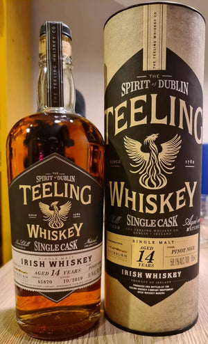 Teeling 14yo Single Cask NZ Edition 700ml