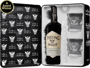 Teeling Small Batch Irish Whiskey Gift Pack 700mLIrish WhiskyEight PM