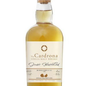 The Cardrona Single Malt Whisky -Ex Bourbon - Cask Strength - 375ml-New Zealand Whiskey-Eight PM