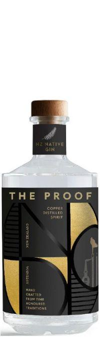 The National Distillery NZ Native The Proof Gin 750ml