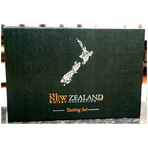 The NZ Whisky Collection - 100ml Trio Tasting Set (HW, DDW, OAM)-New Zealand Whiskey-Eight PM