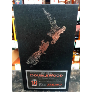 The NZ Whisky Collection 16YO Doublewood 100ml