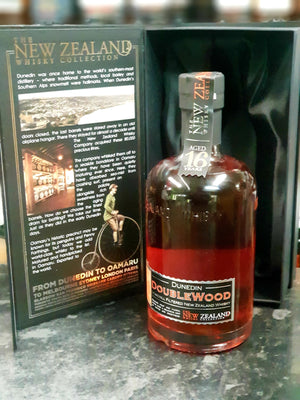 The NZ Whisky Collection 16YO Doublewood 500ml