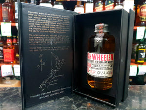 The NZ Whisky Collection High Wheeler 21YO MasterBlend 100ml