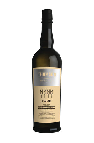 Thomson Single Cask Four Year Old 700ml 46%-New Zealand Whiskey-Eight PM