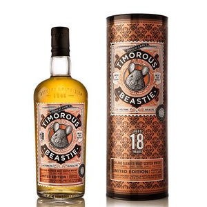 Timorous Beastie 18 Years Old 700ml