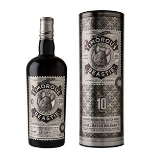 Timorous Beastie Whisky 10 Year Old 700ml