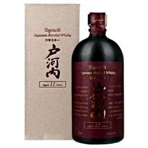 TOGUCHI 12YO 700ml-Japanese Whisky-Eight PM