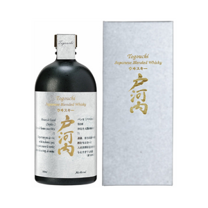 TOGUCHI BLENDED 700 ML-Japanese Whisky-Eight PM