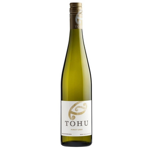 Tohu Pinot Gris 750ml 6 Bottle Case-wines-Eight PM