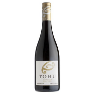 Tohu Pinot Noir 2015 X 6 Bottles 750ml-red wine-Eight PM