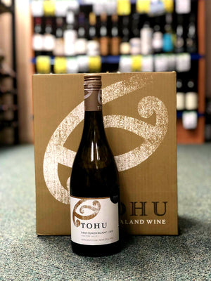 Tohu Single Vineyard Sauvignon Blanc 2018 6 Bottle Case-wines-Eight PM