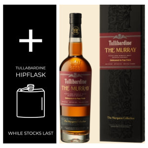 Tullibardine 'The Murray' Chateauneuf-du-Pape Finish 46% 700ml + Hipflask-Scottish Single Malts Highland-Eight PM