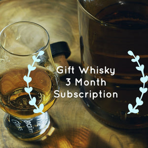 Whisky 3 Months SubscriptionEight PM
