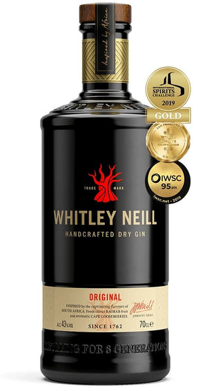 Whitley Neill The Original Gin 700ml
