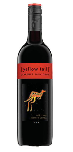 Yellow Tail Cabernet Sauvignon 2018 x 6 Bottles