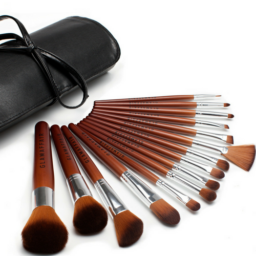Cruelty Free 15Pcs Brush Set