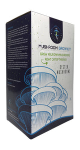 Grey Oyster Mushroom Grow Kit