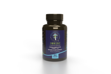 Load image into Gallery viewer, Organic Immune Mushroom Extract Blend in Capsules - Immune System Support - 60 Capsules
