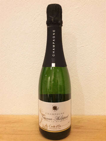 Copy of Carte Or - Brut - 1er Cru Fam. Phillipart-Couvreur  37,5Cl