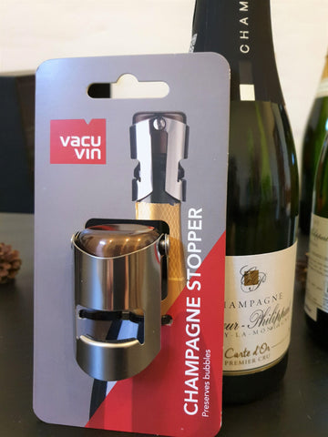 Champagne Stopper - Vacuvin