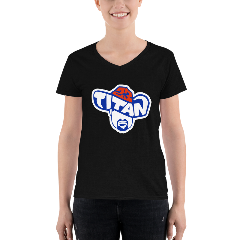 Titan23 Women's Crop Tee