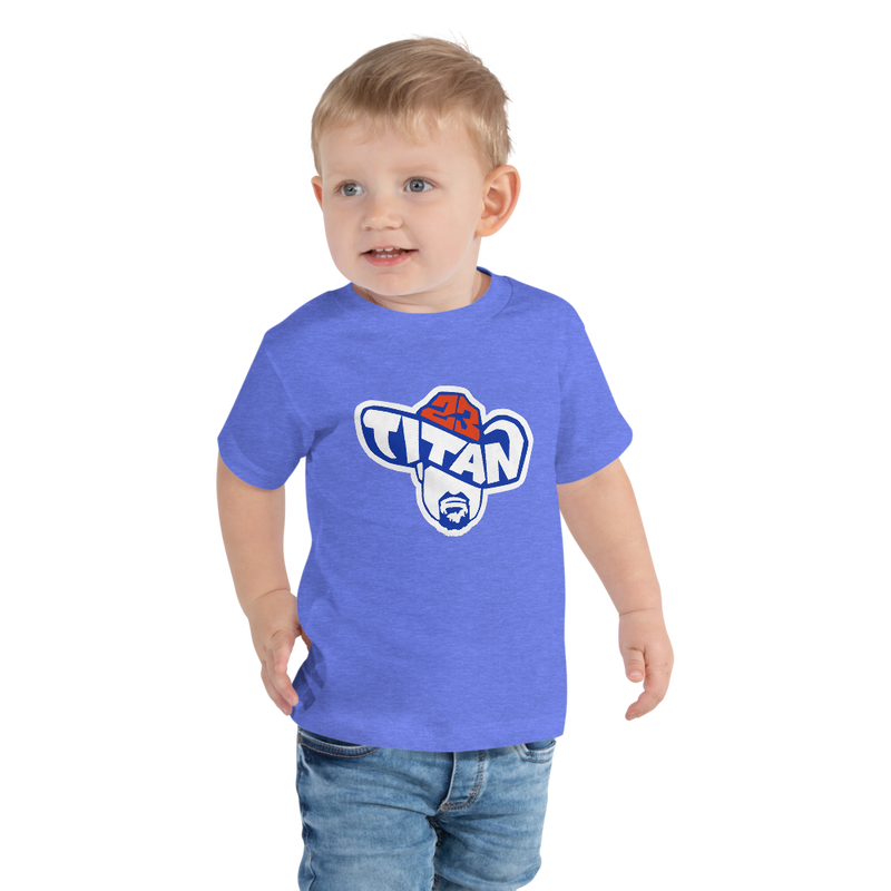 Titan23 Toddler Short Sleeve Tee