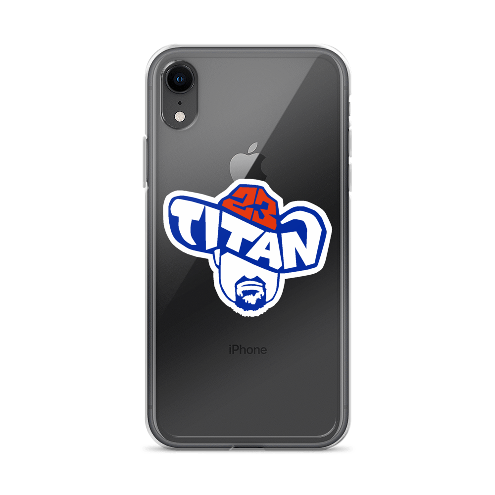 Titan23 Classic iPhone Case