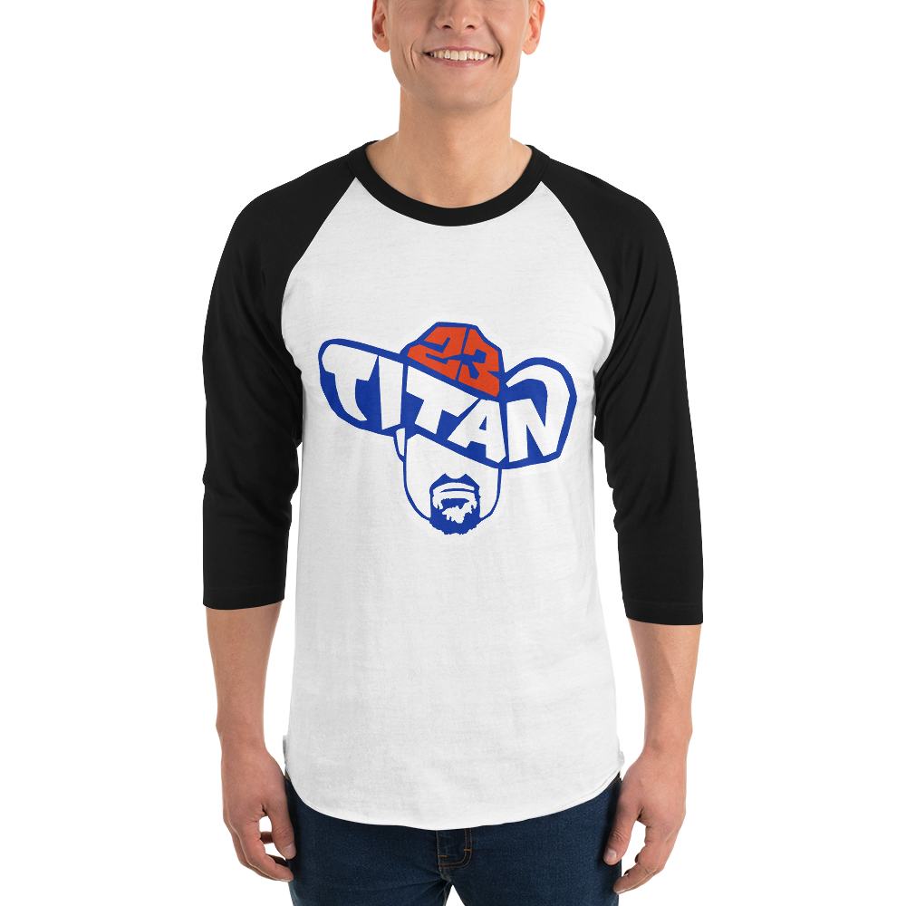 Titan23 - 3/4 sleeve T-shirt